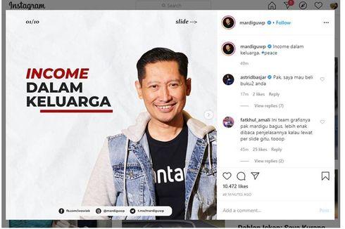 Tanggapi Spekulasi Bossman Mardigu soal Corona, Pakar: Silakan Buktikan