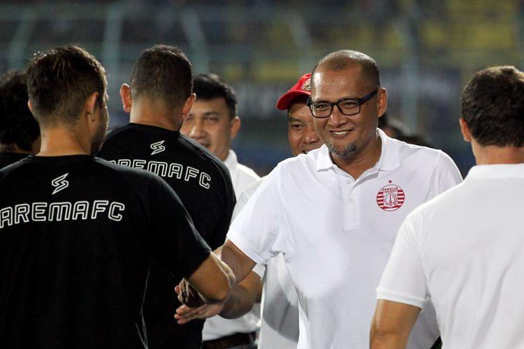 Pelatih Persija Jakarta di Piala Menpora 2021, Sudirman.