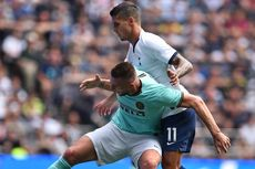 Hasil ICC 2019, Tottenham Vs Inter Milan, Tim Tamu Menang Adu Penalti