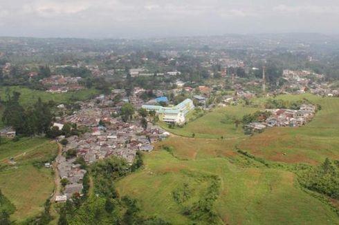 Pemilik Vila di Puncak Wajib Sediakan Lahan Terbuka Hijau