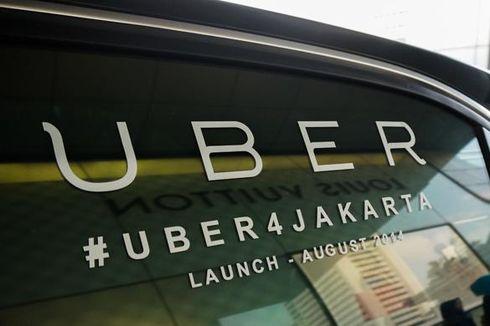 Bisnis Sewa Mobil Milik Uber Dijual