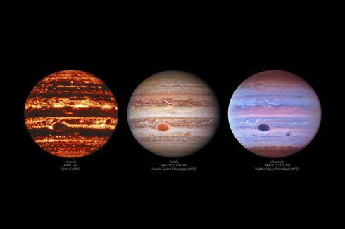 Foto Baru Jupiter Ungkap Dinamika Atmosfer di Planet Terbesar Ini