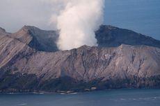 White Island di Selandia Baru Meletus, Ancam Pariwisata Setempat