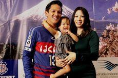 Kebahagiaan Jennifer Bachdim dan Keluarga Sambut Kehamilan Anak Ketiga