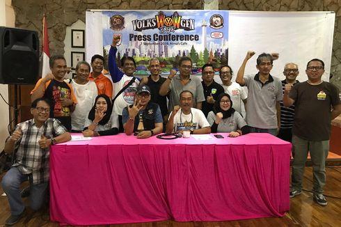 Ada yang Beda Dari Jambore Nasional ke-50 Pecinta VW di Indonesia