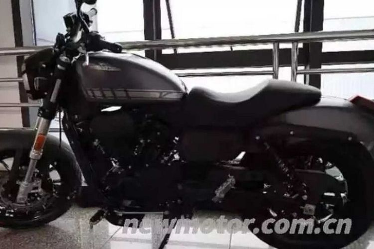 Harley Davidson Sportster 300 asal China