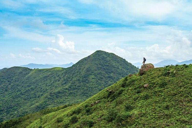 Pak Tam Chung to Sham Chung menawarkan kombinasi pemandangan alam Hong Kong dan kuliner khas daerah setempat.