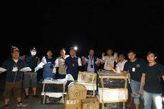 Sebanyak 70.000 Benih Lobster Senilai Rp 7 Miliar Asal Jabar Gagal Diselundupkan ke Jambi