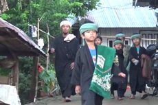 Ratusan Jemaah An Nazir Gowa Rayakan Idul Adha Hari Ini