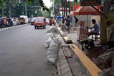 Mulai 2020, Revitalisasi Trotoar di Bekasi Sepaket dengan Guiding Block