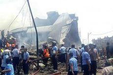 Daftar Nama 11 Awak Pesawat Hercules TNI AU yang Jatuh di Medan