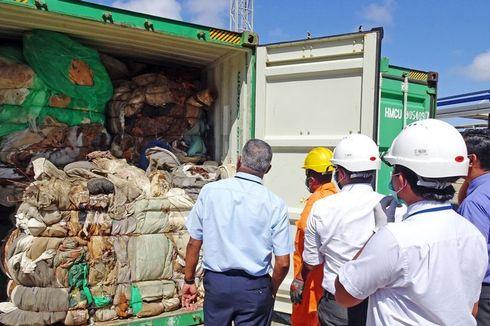 Potongan Tubuh Manusia Ditemukan di Kontainer Inggris yang Terkirim ke Sri Lanka