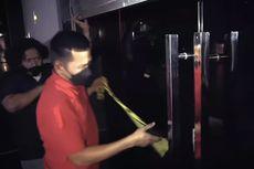 2 Tempat Karaoke di Kebayoran Baru Digerebek Polisi, Luar Tampak Gelap tapi di Dalam Banyak Pengunjung
