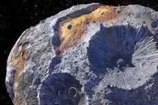 NASA Akan Selidiki Asteroid Penuh Kandungan Emas