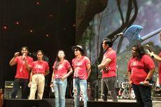Para Pemain Wiro Sableng Sapa Penggemar di Jakarta Fair