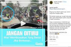 Viral Video Ambulans Terhadang Rombongan Mobil Polisi