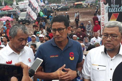 Sandiaga Nilai Ahmad Syaikhu Cocok Jadi Wagub DKI