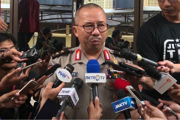 Kepala Divisi Humas Polri Irjen (Pol) Setyo Wasisto.