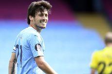 David Silva Merapat ke Lazio, Proses Transfer Rampung dalam Beberapa Hari ke Depan