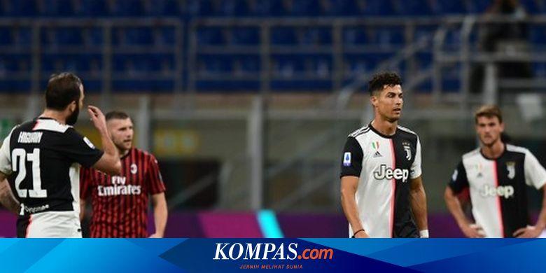 Kalian Harus Terima Kekalahan, Juventus!