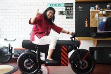 Kemenperin Dukung Motor Listrik Anak Bangsa Tampil di Makau