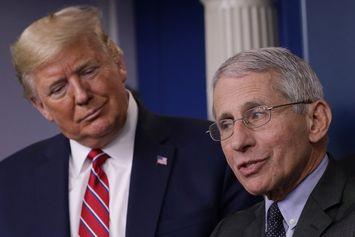 Antisipasi Lonjakan Kasus Covid-19, Trump Akui Pemerintah Federal AS Menahan 10.000 Ventilator