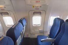 Cari Udara Segar, Penumpang Pesawat Ini Malah Buka Pintu Darurat