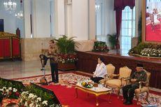 Jokowi Minta YouTubers hingga Selebtwit Dipakai untuk Membumikan Pancasila
