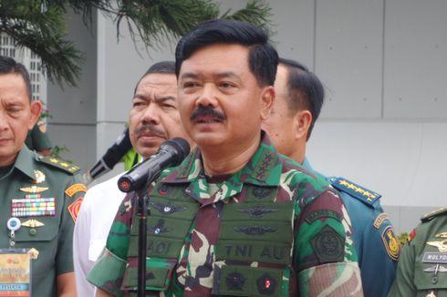 Panglima TNI Ganti Danjen Kopassus dan Pangdam Jaya