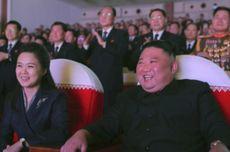Awalnya Dirumorkan Hilang, Istri Kim Jong Un Muncul Pertama Kalinya dalam Setahun, Ini Foto-fotonya