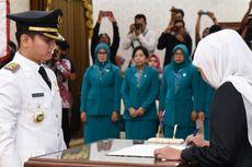 Gubernur Jatim Lantik Mochammad Nur Arifin Jadi Bupati Trenggalek