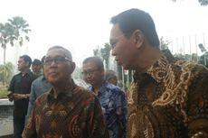 Try Sutrisno dan Meutia Hatta Datang ke Balai Kota DKI Jakarta