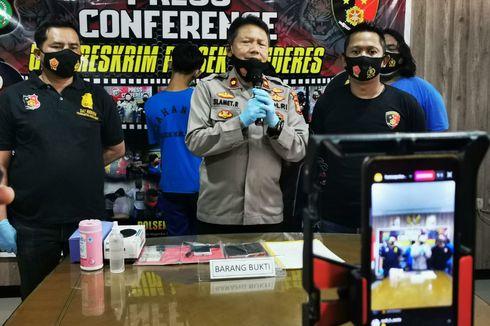 Modus Dua Jambret di JPO Kalideres, Pepet Pejalan Kaki dan Tak Segan Lukai Korban