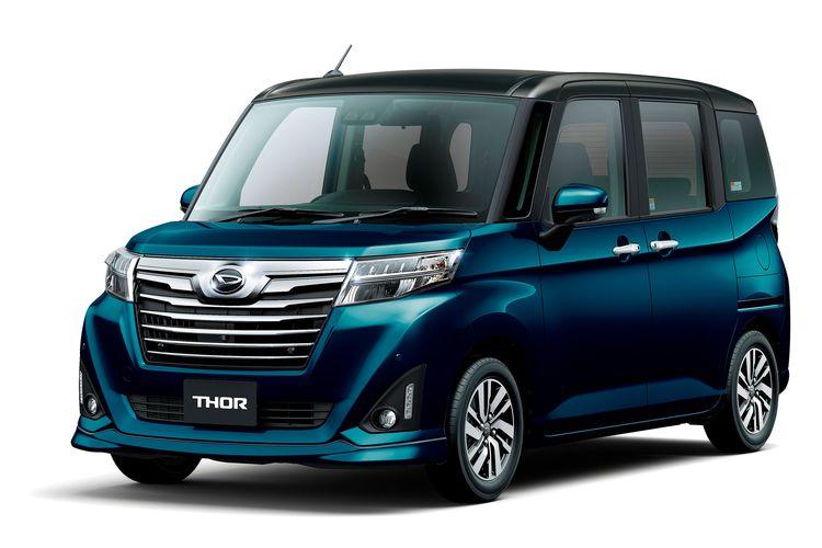 Daihatsu Thor facelift