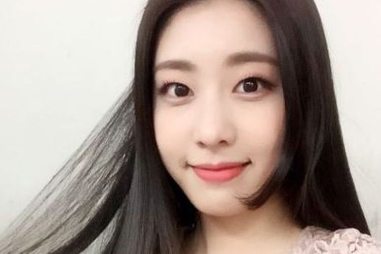 Penyiar yang juga istri So Ji Sub, Cho Eun Jung.
