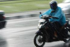 BMKG: Jelang Sore Nanti Mayoritas Wilayah Jakarta Hujan