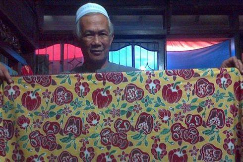 Segarnya Batik Motif Sayuran dari Bandung Barat
