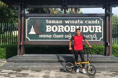 Pulang Ke Kampung Halaman, Bek Tira Persikabo Pilih Bersepeda