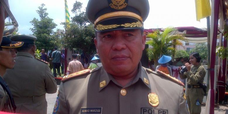 Bupati Jepara Ahmad Marzuki