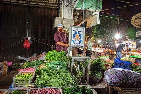 PKL Pasar Minggu Akan Ditata dan Dimasukkan ke Dalam Pasar