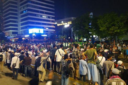 Saksi Kerusuhan 21-22 Mei Sebut Pendemo Merangsek Masuk ke Gedung Sarinah