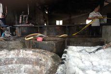 Digerebek, Pabrik Mi Sohun Bercampur Kaporit dan Kecoa Sudah Beroperasi 25 Tahun