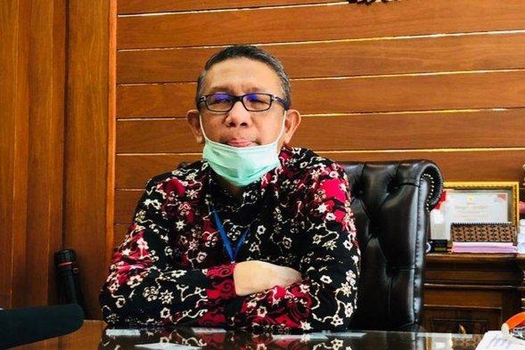 Gubernur Kalbar, Sutarmidji saat ditemui di ruang kerjanya, Kamis (28/5/2020).