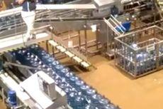 Pabrik Aqua di Sukabumi Ikut Terendam Banjir Bandang Cicurug