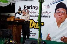 Pidato Kwik Kian Gie di Haul Ke-9 Gus Dur, Kaget Ditunjuk Menteri hingga Cerita tentang Gus Dur