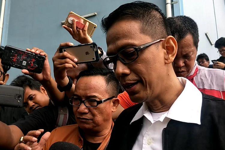 Doddy Sudrajat saat ditemui di kawasan Tendean, Jakarta Selatan, Senin (13/1/2020).