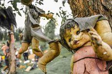 Island of the Dolls di Meksiko, Pulau Seram Penuh Boneka dengan Cerita Pilu