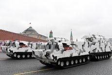 Presiden Ukraina Tuding Rusia Kerahkan Pasukan ke Perbatasan