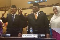 Lantik Pimpinan DPD, MA Beralasan Tunduk pada Hukum