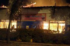 Bangunan PAUD di Karawaci Dilalap Si Jago Merah, Diduga akibat Korsleting Listrik
